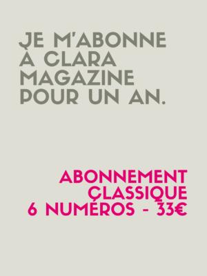 Abonnement classique (33€)